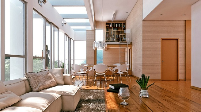muebles despues de mudanza
