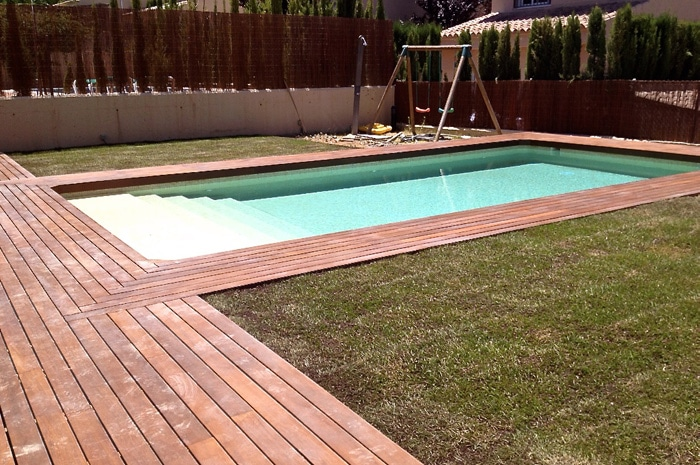 consejos para mudarse a una casa con piscina
