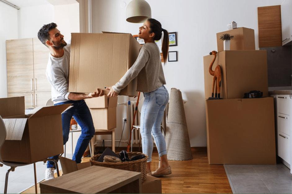 consejos para ahorrar después de la mudanza a una nueva casa